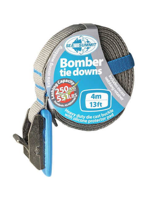 Sea to Summit Bomber - Sangle - 4,0m bleu